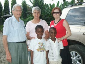 OTC Founder, Director (Sister Elizabeth) & Lynette Williams