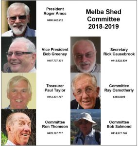 Melba Shed Committee